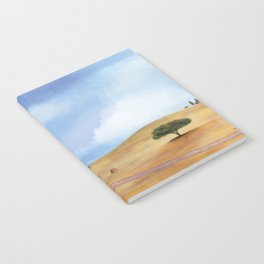 Alentejo landscape Notebook