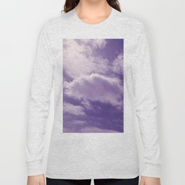 Purple Sky Long Sleeve T-shirt
