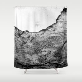 The Eve / Charcoal + Water Shower Curtain