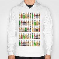 beer Hoodies featuring BEER by BearandBugle