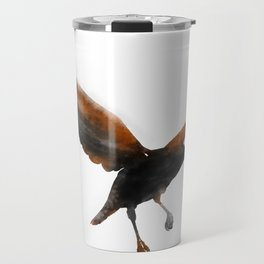 Hinata Crow Travel Mug