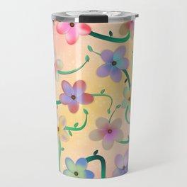 Butercup vine Travel Mug