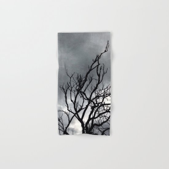 Old tree Hand & Bath Towel
