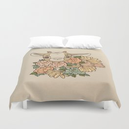 And the Cycle Repeats Itself Duvet Cover