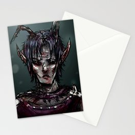 Misfortune Stationery Cards