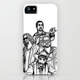 Let's Roll iPhone Case