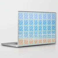 glass Laptop & iPad Skins featuring Glass by Ana Guillén Fernández