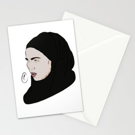 Tired of it Stationery Cards
