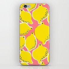 Lemons iPhone & iPod Skin