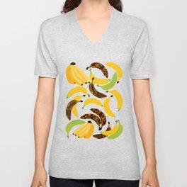Banana Harvest Unisex V-Neck
