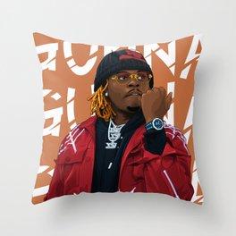 GUNNA Throw Pillow