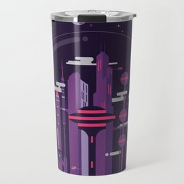 World of Tomorrow Travel Mug
