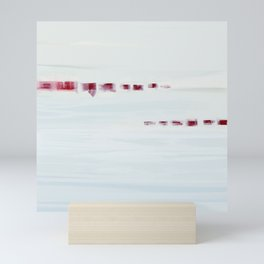 Morning Shore Mini Art Print