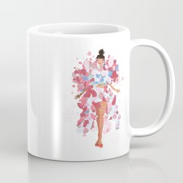 rihanna x comme x metgala17 Coffee Mug