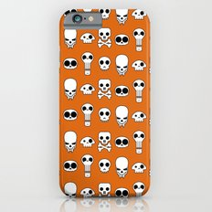 All skulls, all the time. Slim Case iPhone 6s