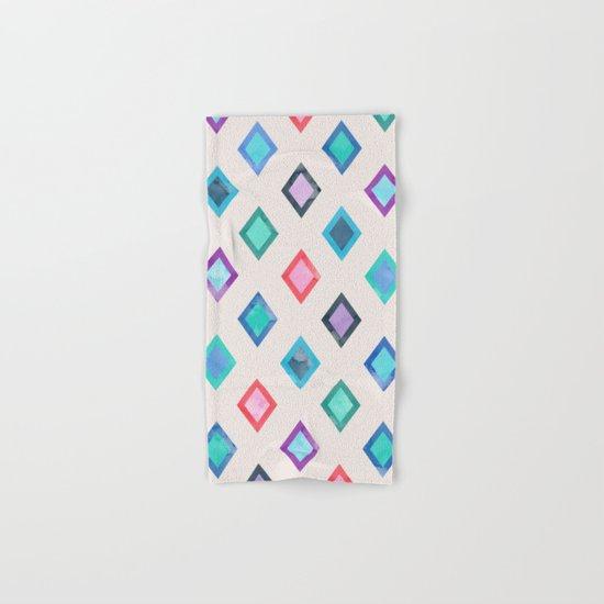 Lovely Pattern IV Hand & Bath Towel
