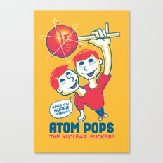 Space Age Suckers Canvas Print