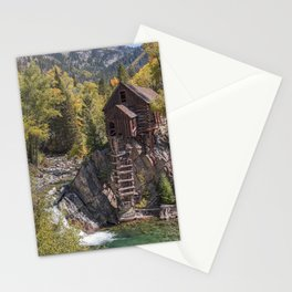 Crystal Mill Colorado Stationery Cards