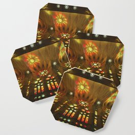 Stained Glass Coaster