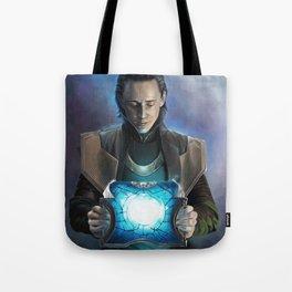 Loki #2 Tote Bag
