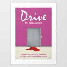 Drive... Art Print