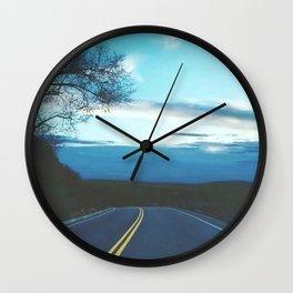 Cruisin' Wall Clock