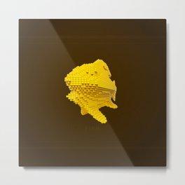 fish. Metal Print