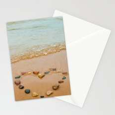 Heart of Stone Stationery Cards
