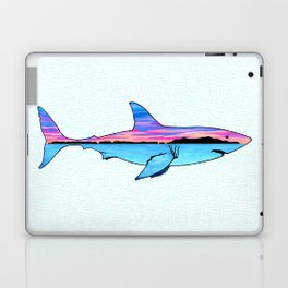 Channel Islands Great White Laptop & iPad Skin