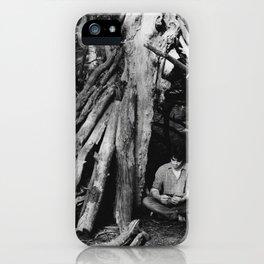 Tipi iPhone Case