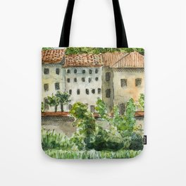 Across the Arno Tote Bag