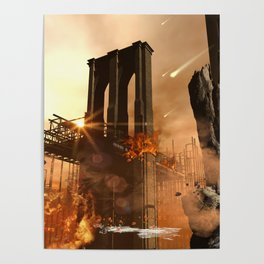 The apocalypse Poster