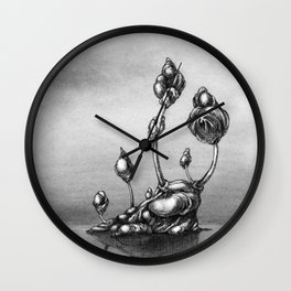 Islet Wall Clock