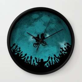 Original ending  Wall Clock