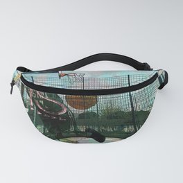 ball is life Fanny Pack