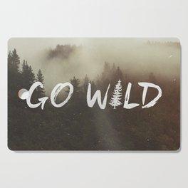 Go Wild Cutting Board