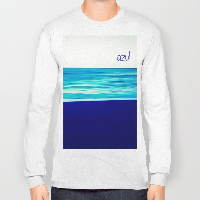 Azul Long Sleeve T-shirt