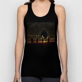 Figures in the Sun Unisex Tank Top