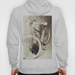 Cat and bike Hoody