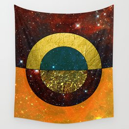 Abstract #123 Wall Tapestry