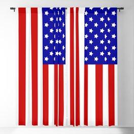 Original American flag Blackout Curtain