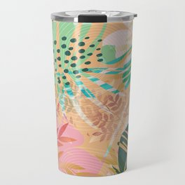 Tropical Mixup Travel Mug