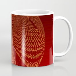 BRASS DRAGON Coffee Mug
