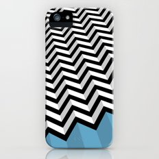 ZIGZAG iPhone (5, 5s) Slim Case