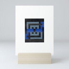maze Mini Art Print