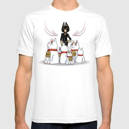 Woman Of Cats T-shirt