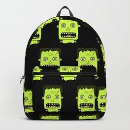 Frankenstein Pattern Backpack