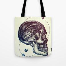 Death Mind Tote Bag