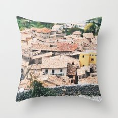 Moustiers Sante Marie Throw Pillow