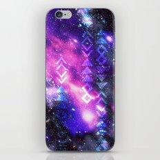 Tribal Galaxy iPhone & iPod Skin
